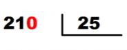 ejemplo dividendo con decimales