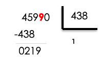 ejercicios divisiones 3 cifras