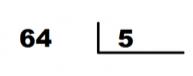ejemplo divisiones decimales cociente
