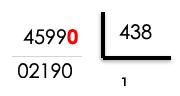 pasos resolver divisiones 3 cifras