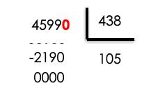 resolver divisiones 3 cifras
